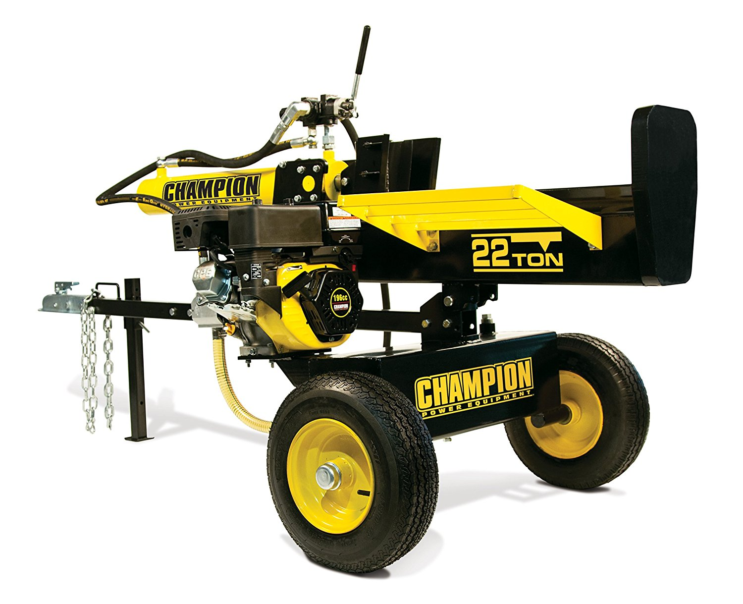 Best Log Splitter-Champion Power Equipment No 92221 Splitter