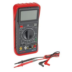 Best Multimeter-Cen-Tech 11 Function Digital Multimeter with Audible Continuity