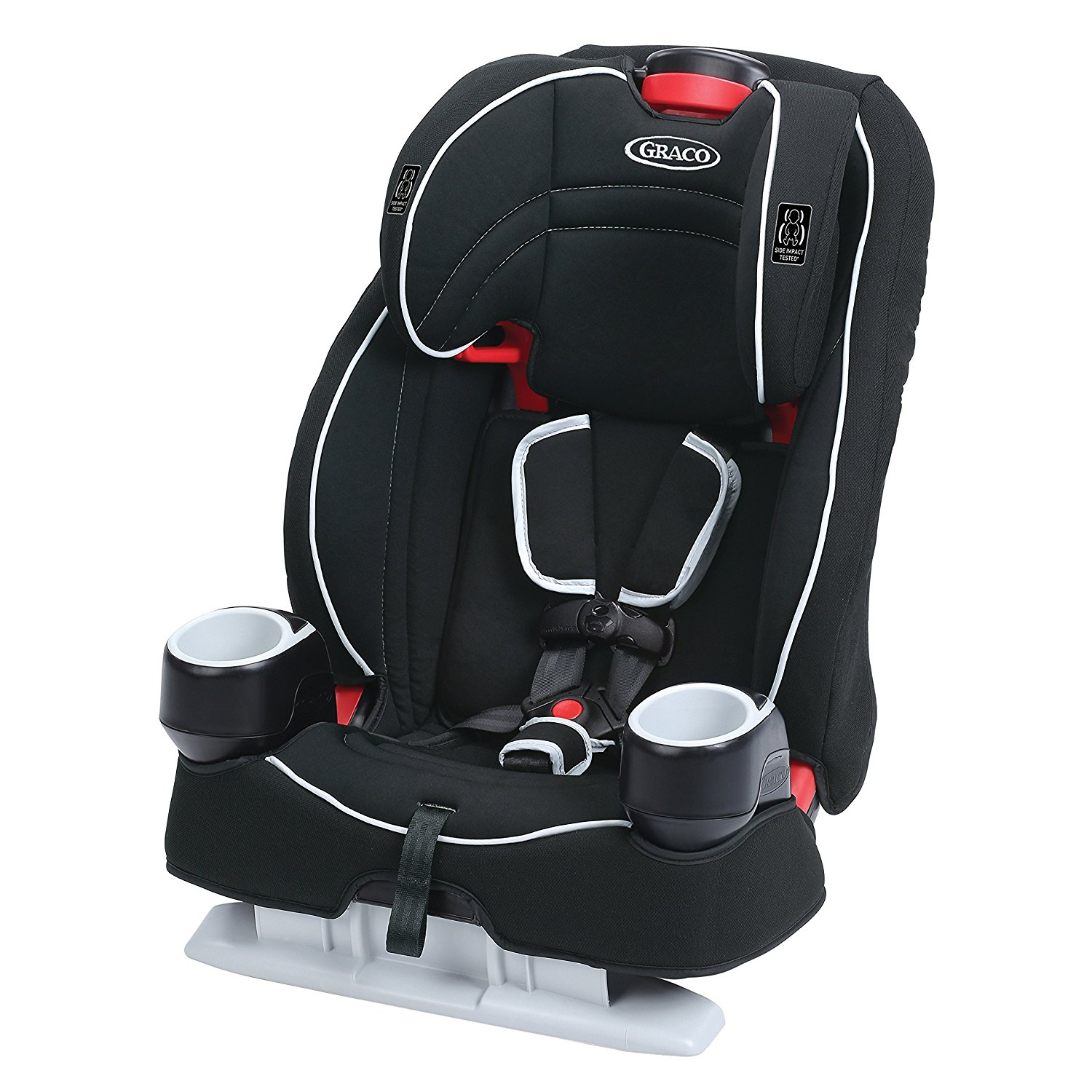 Graco Car Seat-Atlas 65 2-in-1 Harness Booster