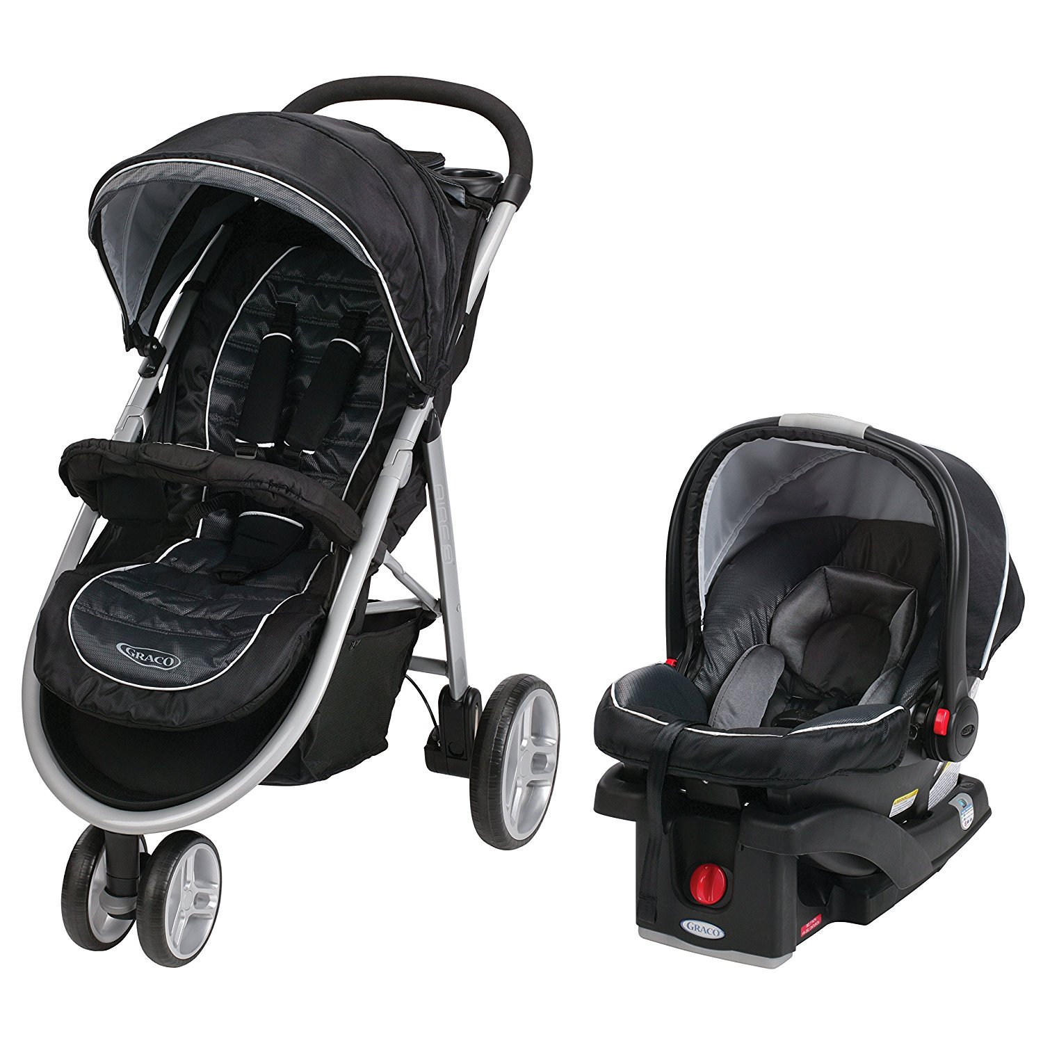 Graco Car Seat-Aire3 Travel System