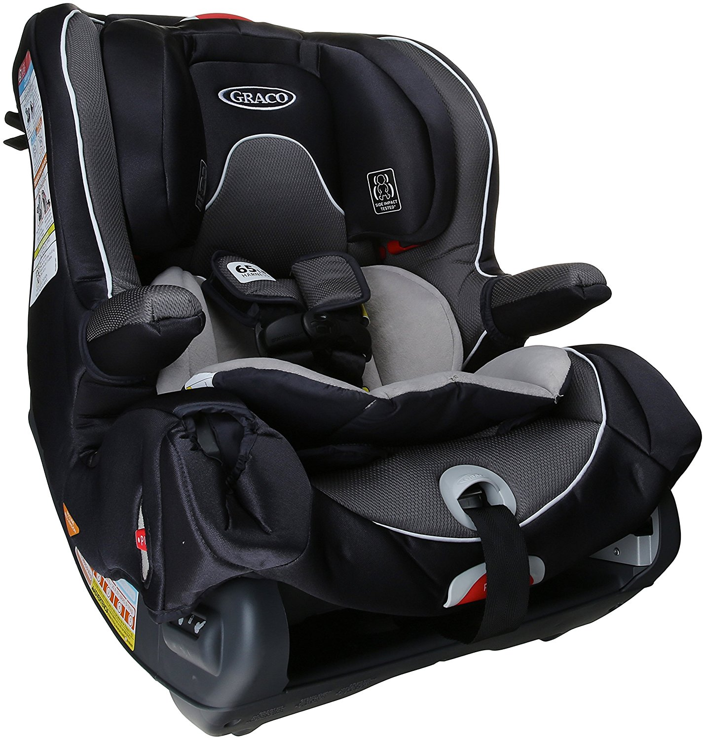 Graco Car Seat-SmartSeat All-in-One Car Seat