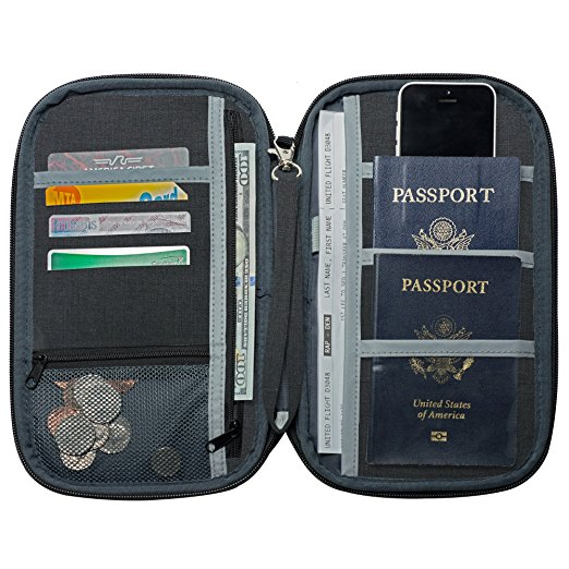 Best Passport Holder-NeatPack RFID Travel Wallet