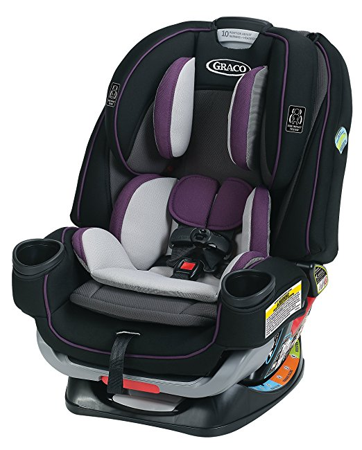 Graco Car Seat-4Ever Extend2Fit Platinum Car Seat