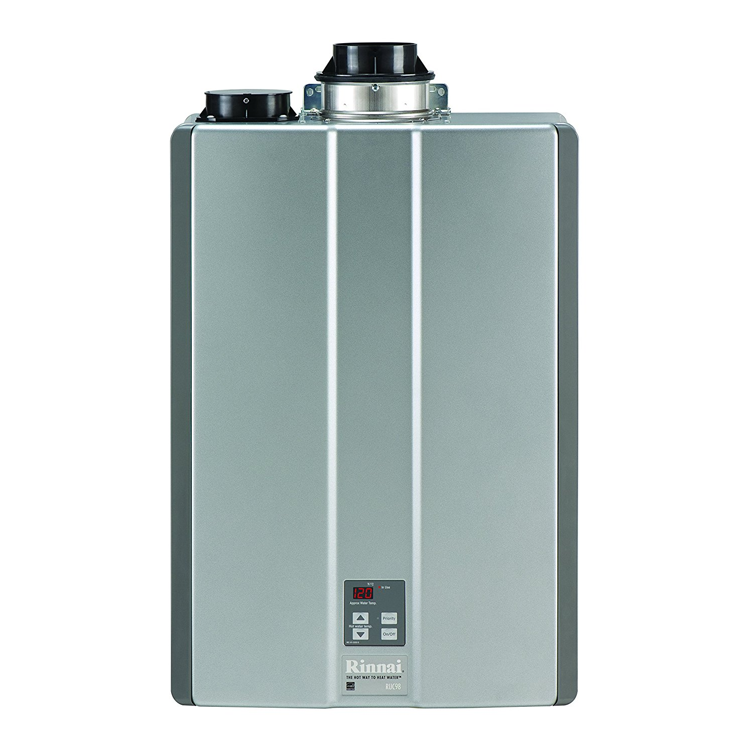 Tankless Water Heater Reviews-Rinnai RUC98iN Ultra Series Natural Gas Tankless Water Heater
