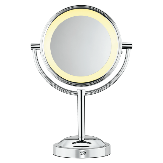 Best Lighted Vanity Mirror-Conair Double-Sided Lighted Makeup Mirror