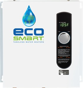 Tankless Water Heater Reviews-EcoSmart Eco 27 Electric Tankless Water Heater (5.3 GPM)