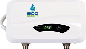 Best Tankless Water Heater-Ecosmart POU 3.5