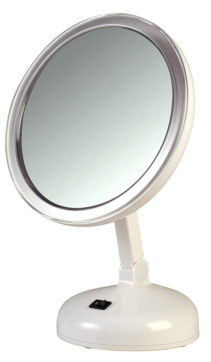 Best Lighted Vanity Mirror-Floxite Daylight Cosmetic Mirror