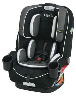 Graco Car Seat-4Ever 4-in-1 Car Seat featuring Safety Surround Side Impact Protection
