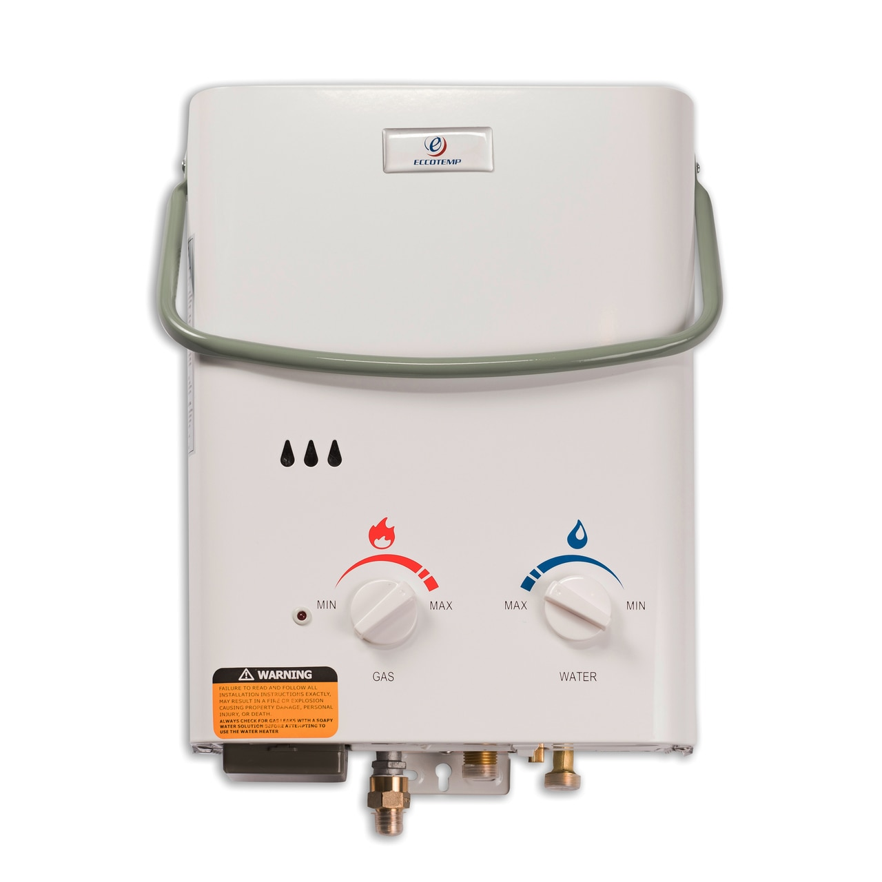 Tankless Water Heater Reviews-Eccotemp L5 Portable Tankless Water Heater