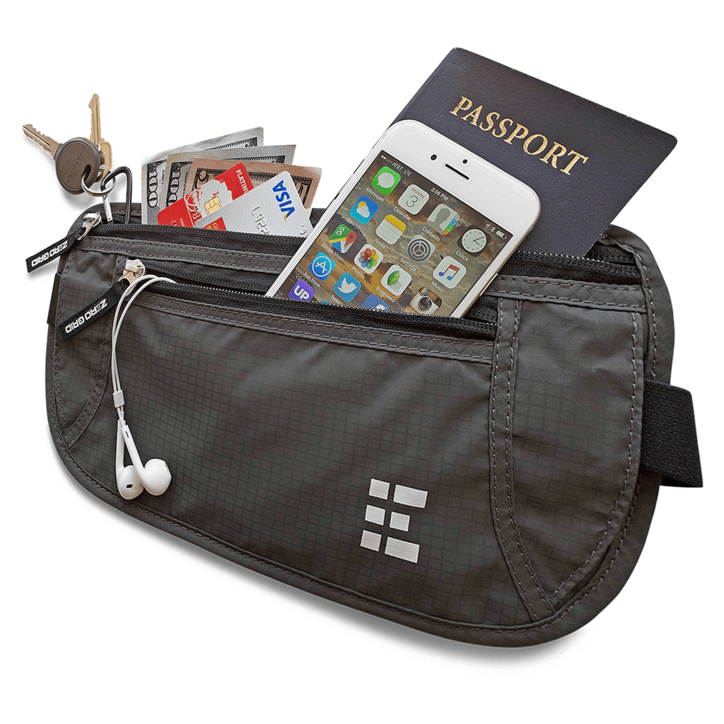 Best Passport Holder-Zero Grid Money Belt