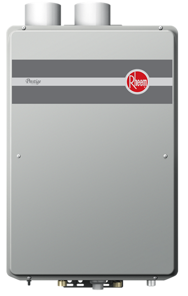 Tankless Water Heater Reviews-Rheem RTGH-95DVLN 9.5 GPM Indoor Direct Vent Tankless Natural Gas Water Heater