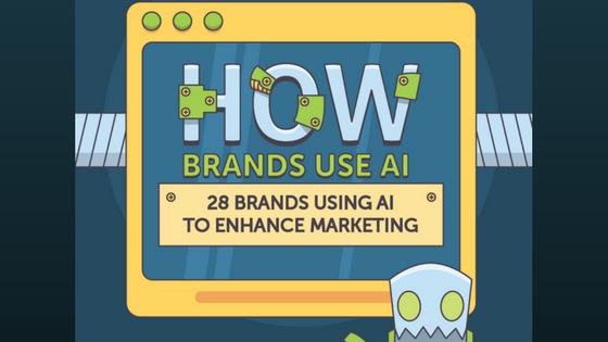 Brands That Use AI To Enhance Marketing (Infographic) 2019