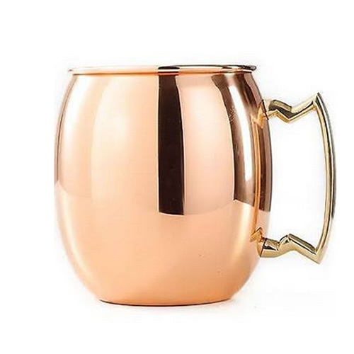 Best Copper Mule Mugs-Bulk Apothecary Copper Moscow Mule Mug