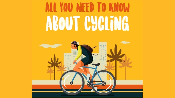All You Need To Know About Cycling (Infographic)