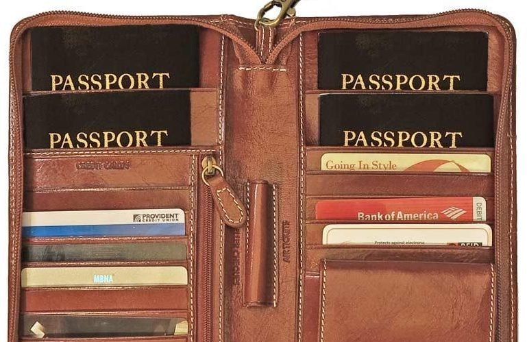 d299a8bc6bdb 2019's Best Passport Holder for Carefree Traveling