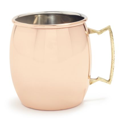 Best Copper Mule Mugs-Sur La Table Moscow Mule Copper Mug