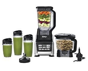 Nutri Ninja Blender System with Auto-iQ (BL682) Review