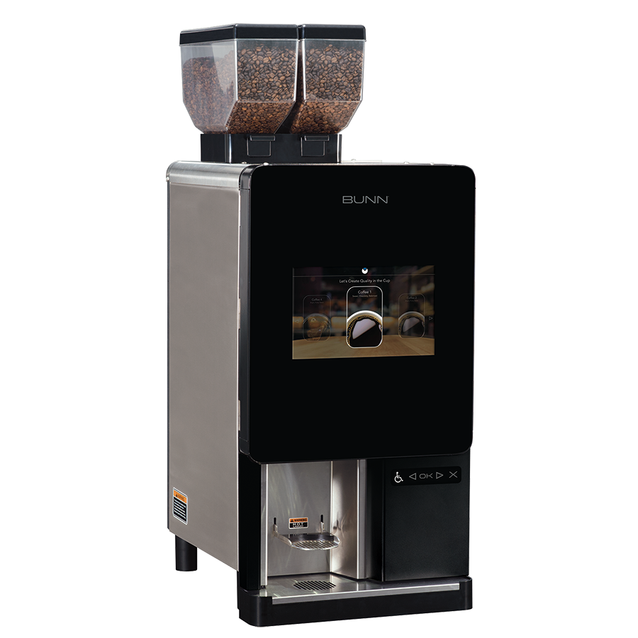 Bunn Coffee Makers-SURE IMMERSION Bean-To-Cup Coffee