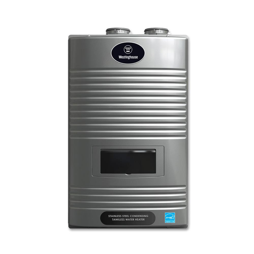 Tankless Water Heater Reviews-Westinghouse 11 GPM Ultra Low NOx Natural Gas