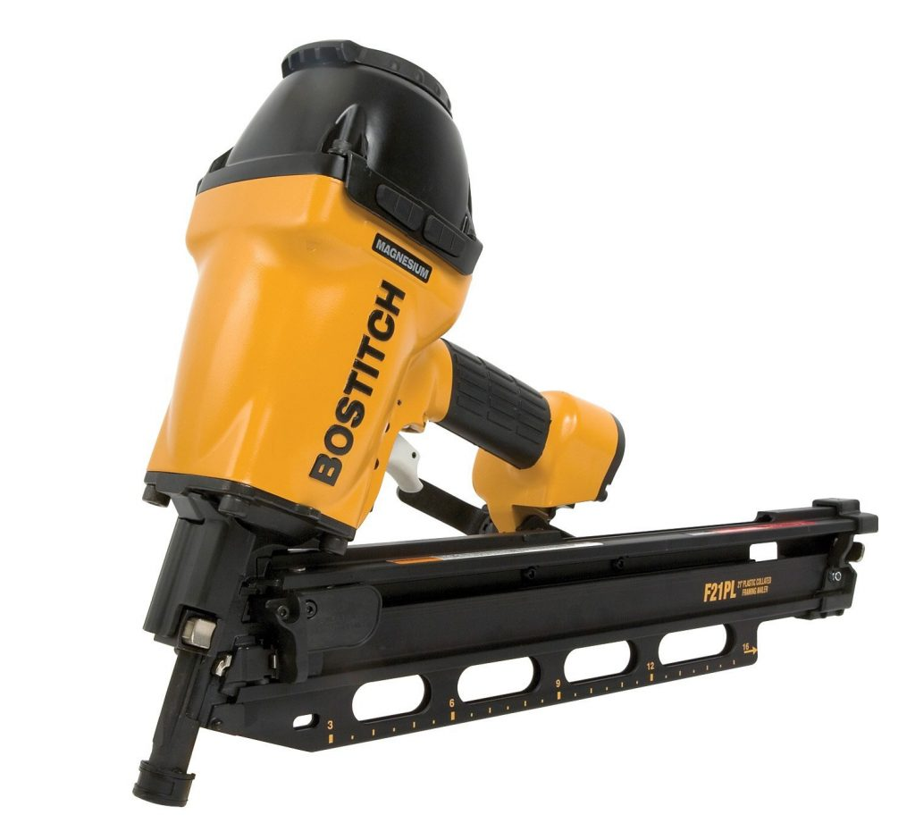 Best Framing Nailer - BOSTITCH F21PL Round Head Framing Nailer