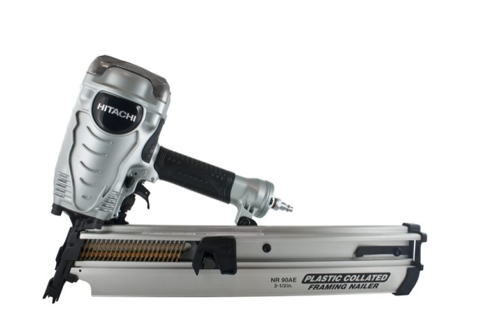 Best Framing Nailer - Hitachi collated