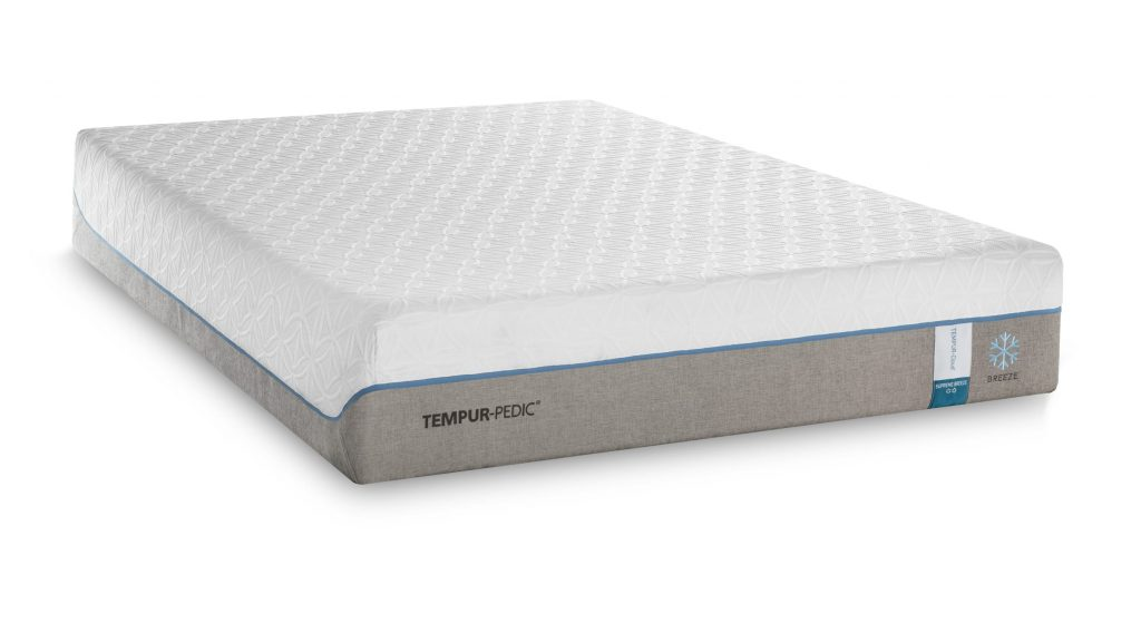 Best Mattress 2018 - Tempurpedic Cloud Supreme Breeze Mattress
