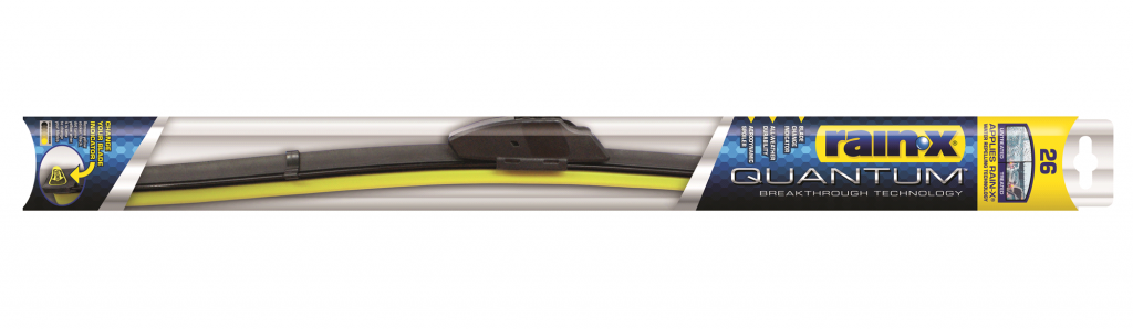 Best Windshield Wipers - 16. Rain-X Quantum