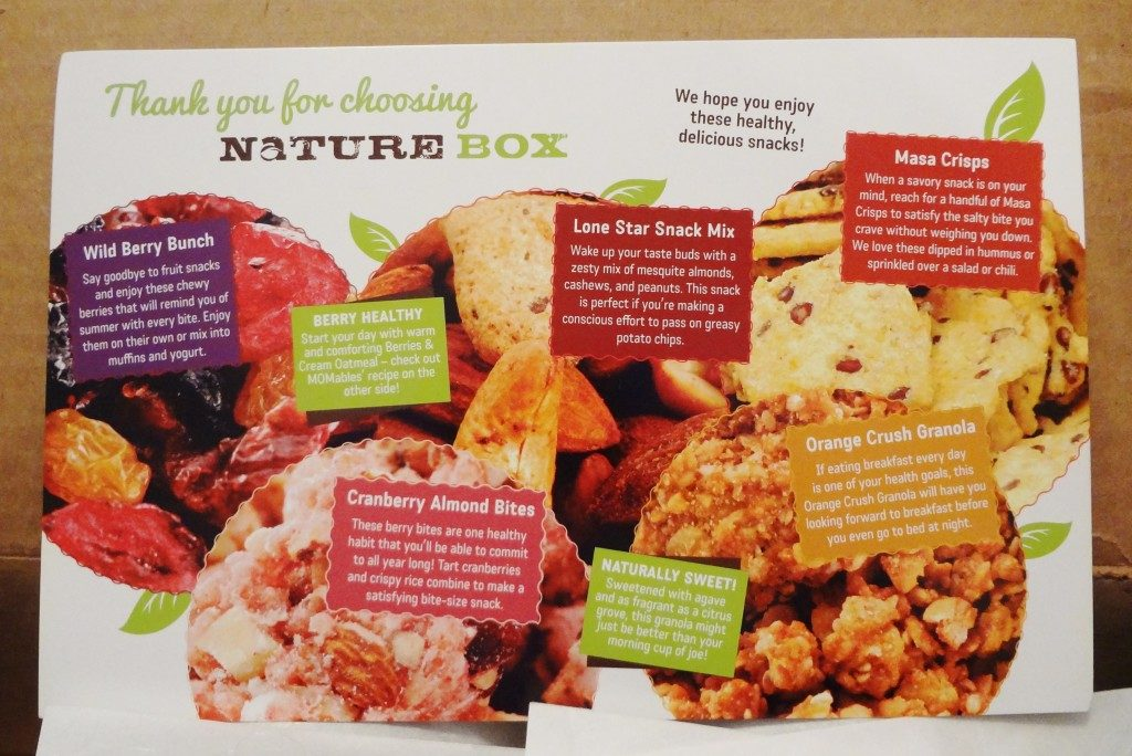 Nature Box Review
