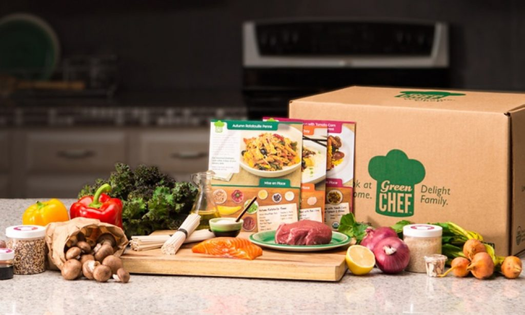 Food Subscription Box - Green Chef