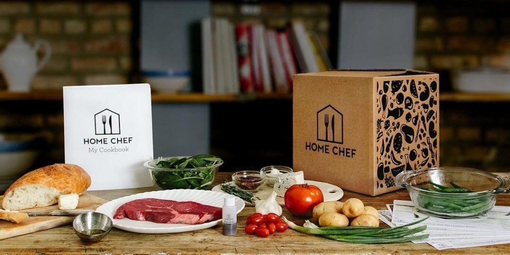 Food Subscription Box - Home Chef