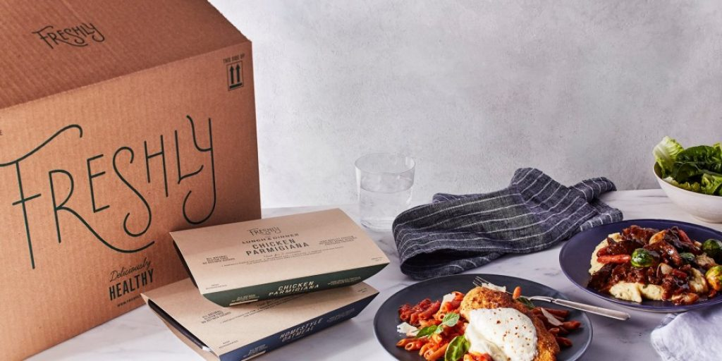 Food Subscription Box - Freshly