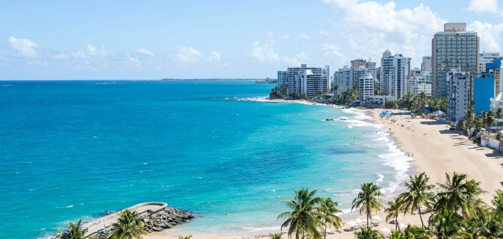 1. Condado Beach - Things to do in San Juan Puerto Rico