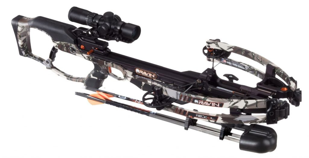 1. Ravin R15 Predator - Crossbow Reviews
