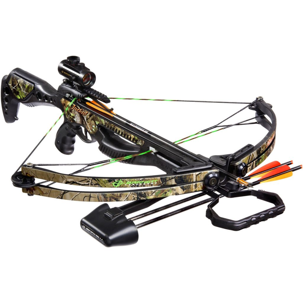10. Barnett Jackal Crossbow - Crossbow Reviews