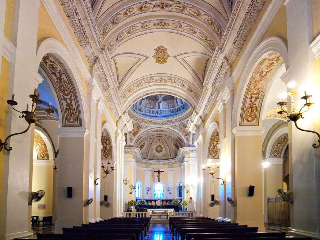 10. Cathedral of San Juan Bautista - Things to do in San Juan Puerto Rico