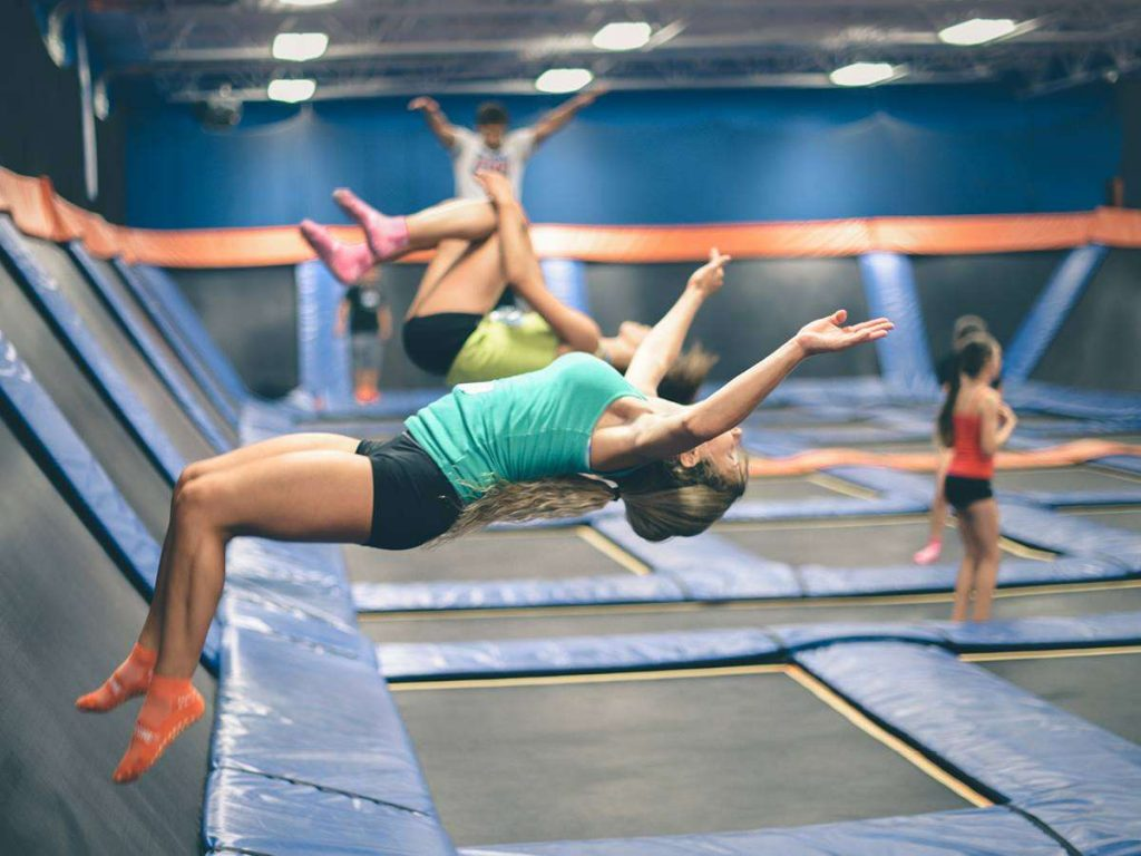 10. Sky Zone - Things to do in Charlotte NC