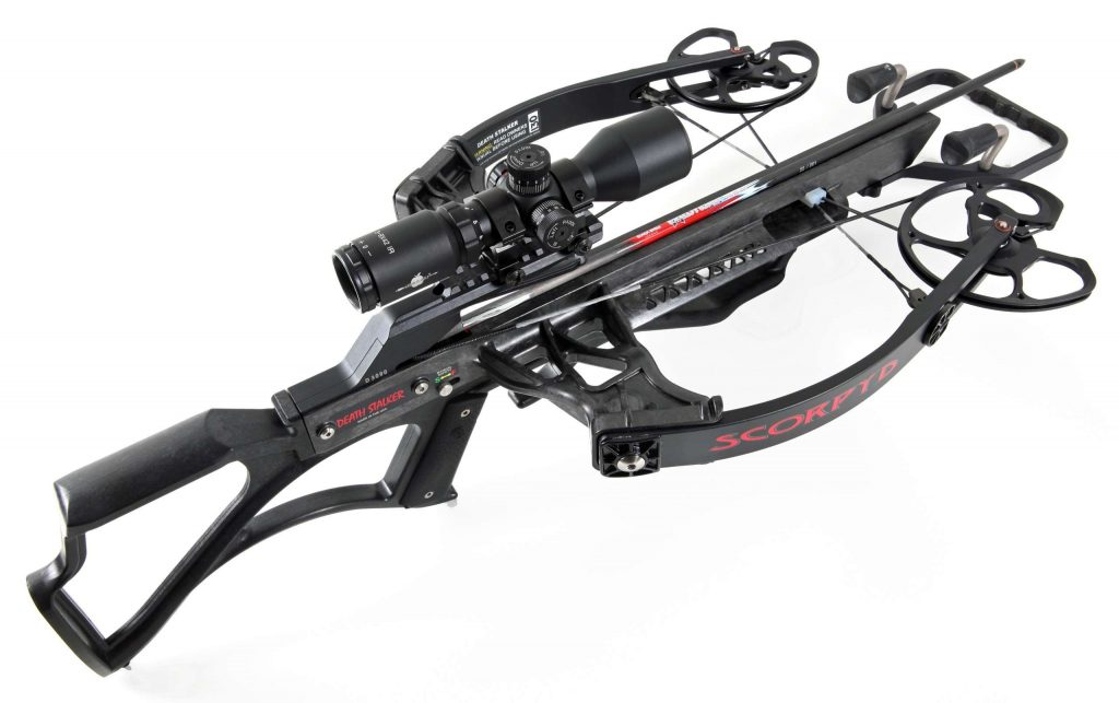 11. Deathstalker Crossbow - Crossbow Reviews