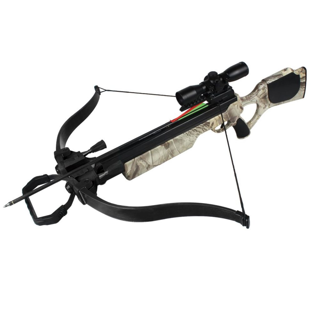 12. Junxing Hunting Crossbow - Crossbow Reviews