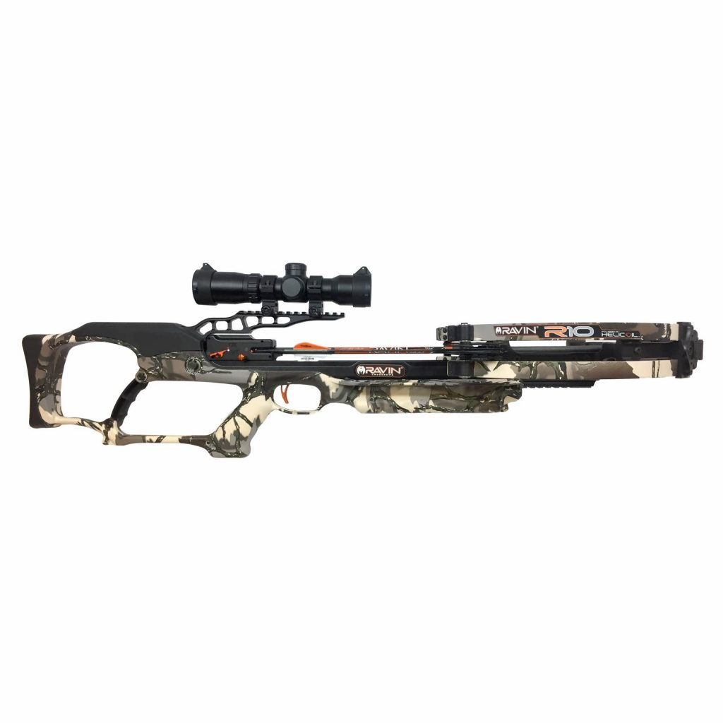 13. Ravin R10 Crossbow - Crossbow Reviews
