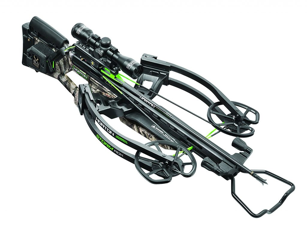 15. Norton Innovations NH15001-7552 Storm RDX Crossbow Package - Crossbow Reviews