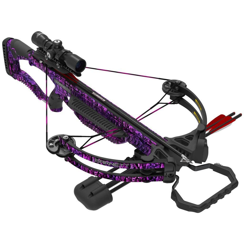 16. Barnett Lady Whitetail Hunter Crossbow - Crossbow Reviews