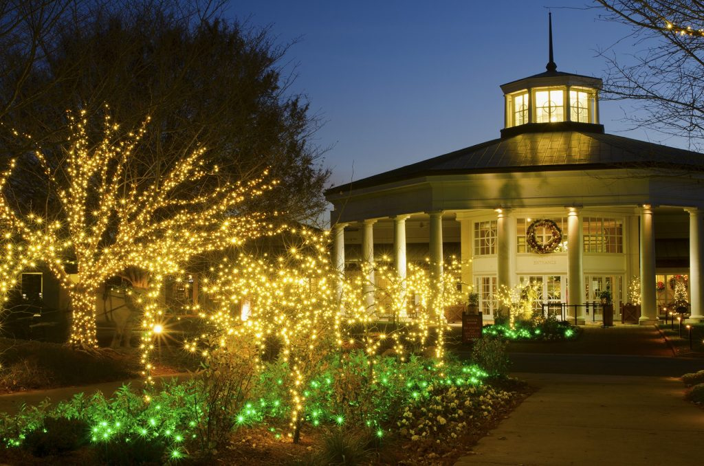 16. Daniel Stowe Botanical Garden - Things to do in Charlotte NC