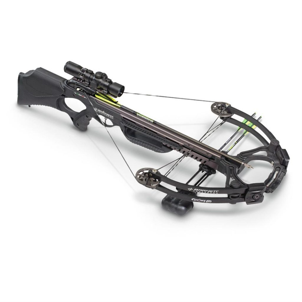 2. Barnett Ghost 410 Crossbow - Crossbow Reviews