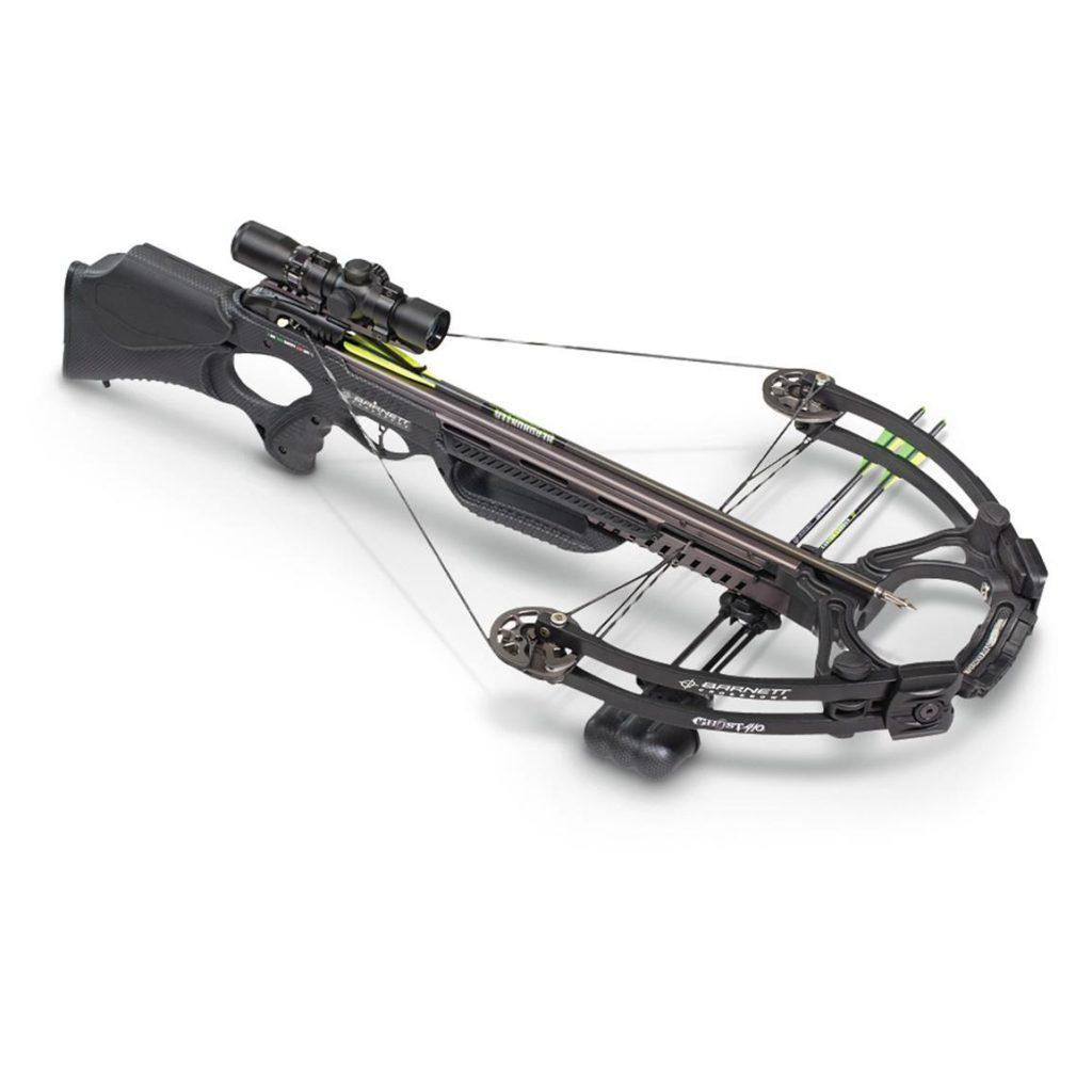2. Barnett Ghost 410 Crossbow - Crossbow Reviews