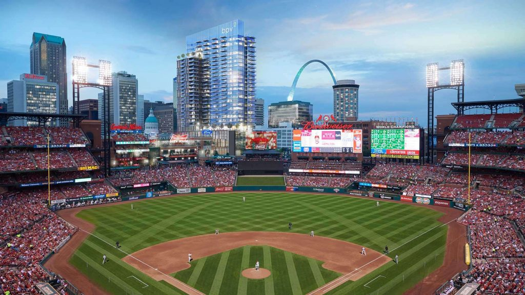 2. Baseball game - Things to Do in St. Louis
