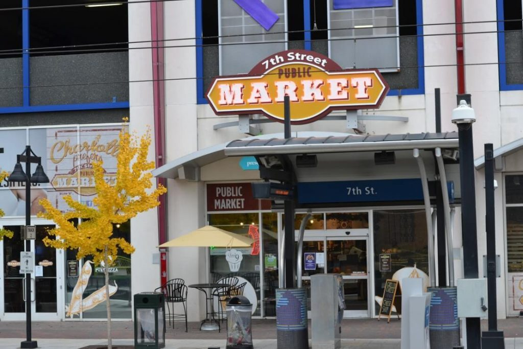 3. 7th Street Public Market - Things to do in Charlotte NC