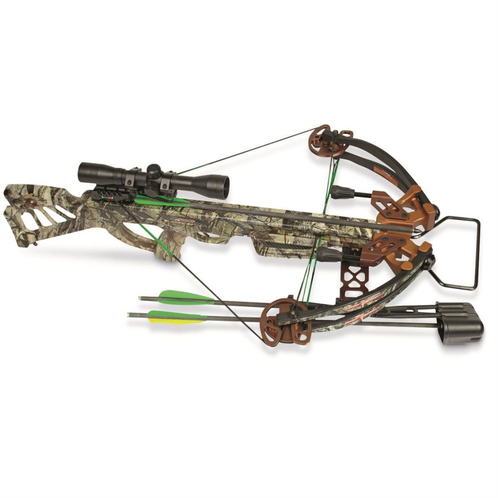 3. SA Sports Empire Beowulf Compound Crossbow - Crossbow Reviews