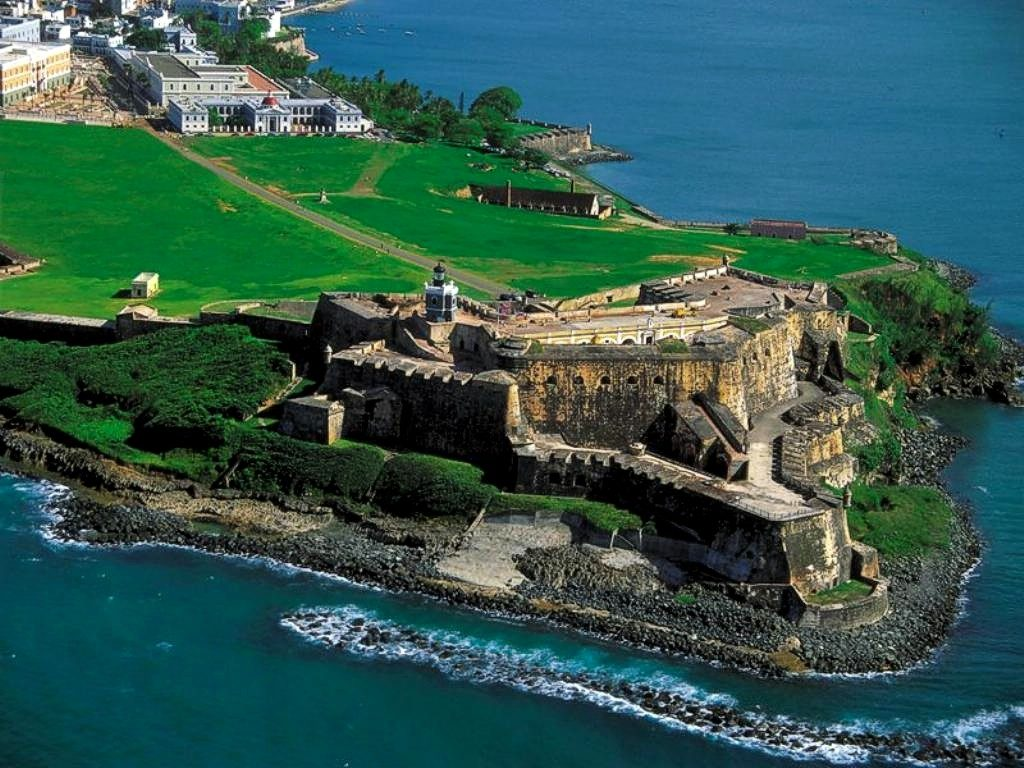 3. San Cristobal and El Morro Forts - Things to do in San Juan Puerto Rico