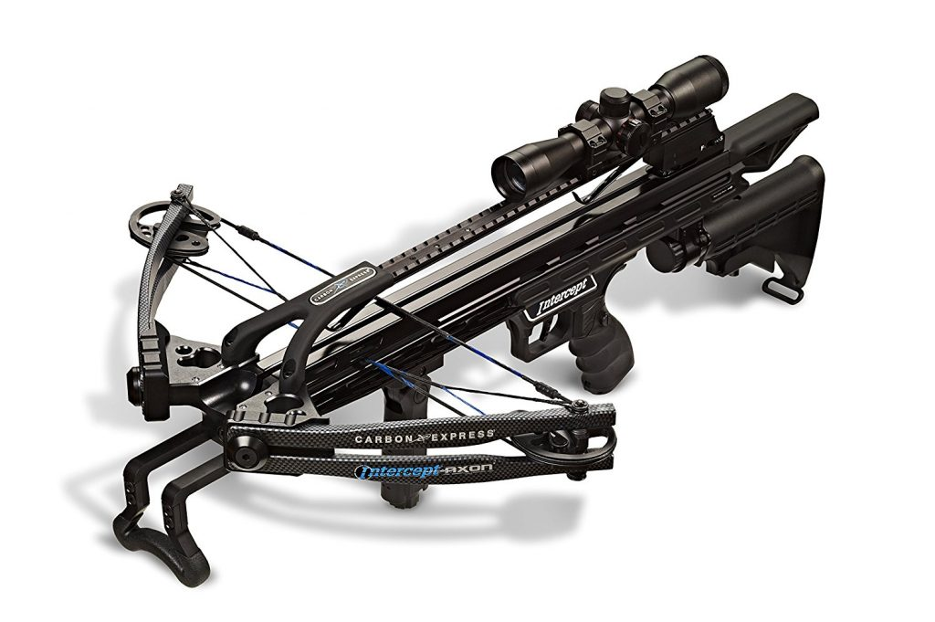 4. Carbon Express Intercept Axon Crossbow - Crossbow Reviews